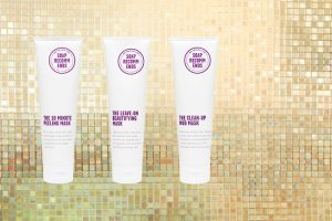 Soap recommends maskers