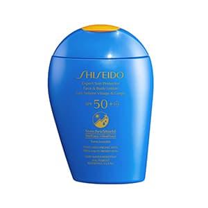 Shiseido zonnebrand